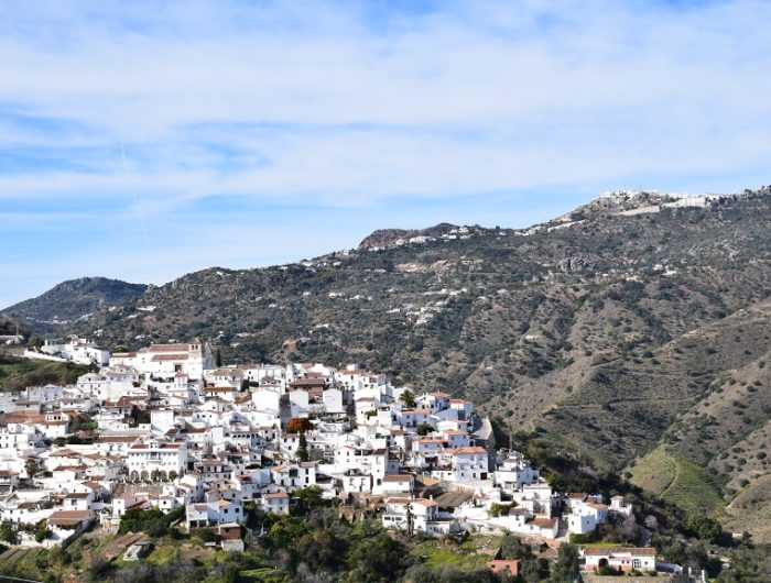 Cutar, Village in the Axarquia