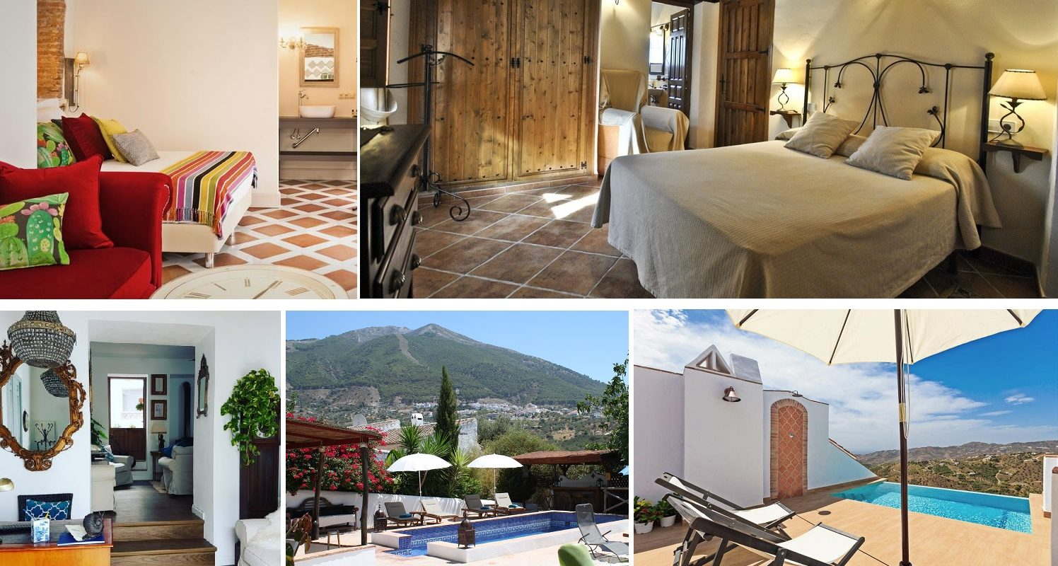 B&Bs in the Axarquia