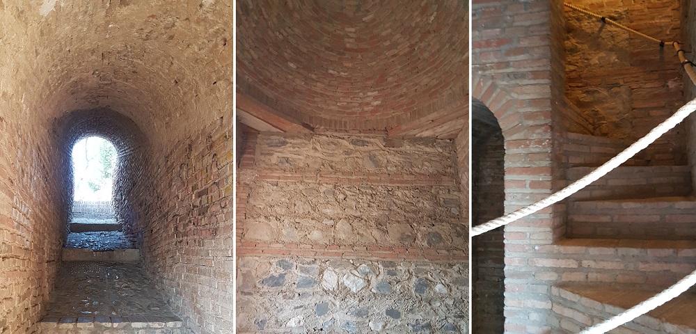 Inside the Fort in Velez