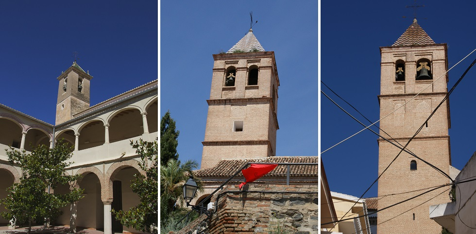 Minarets in Velez-Malaga