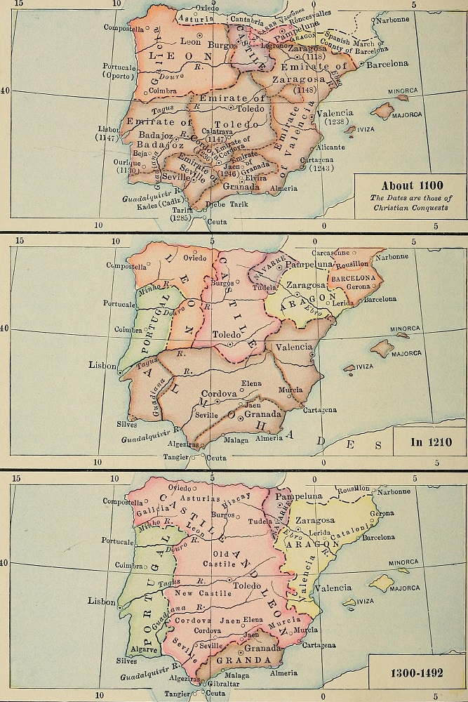 Spanish Peninsula 1100-1492