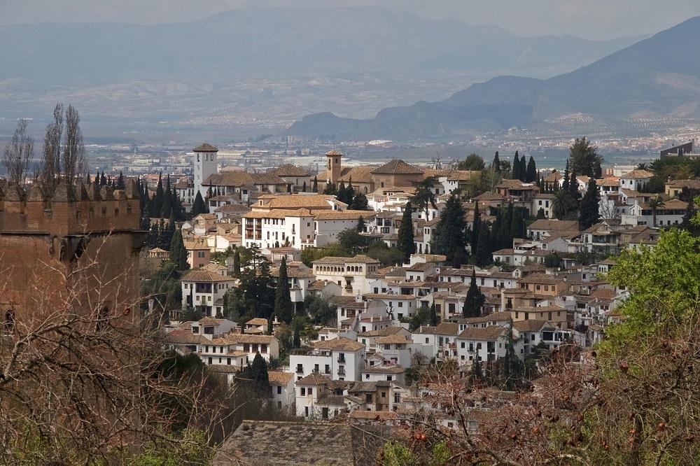 Moorish Spain, Albayzin