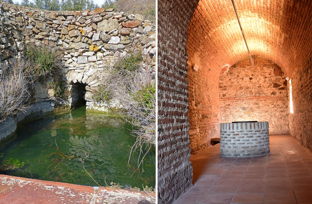 Moorish Water Ways - Cistern and Pozo, Velez-Malaga