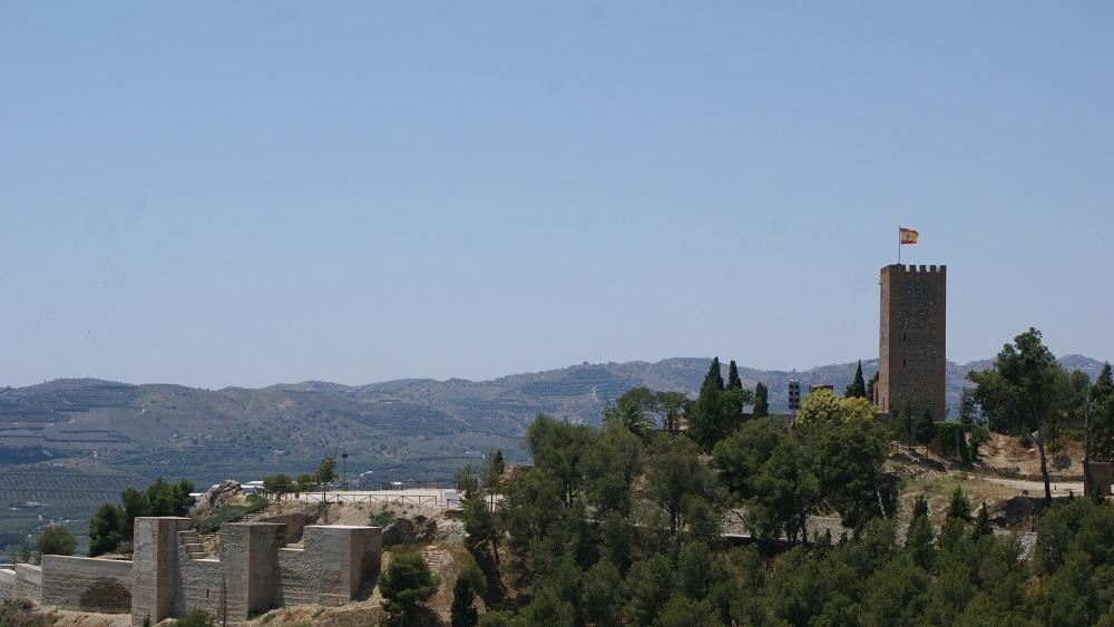 La Fortaleza in Velez-Malaga