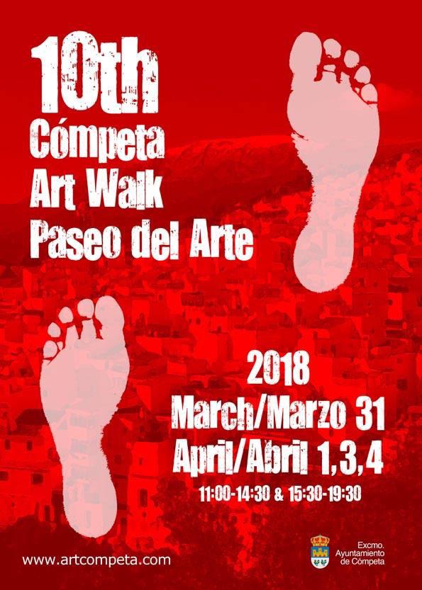 Competa Art Walk