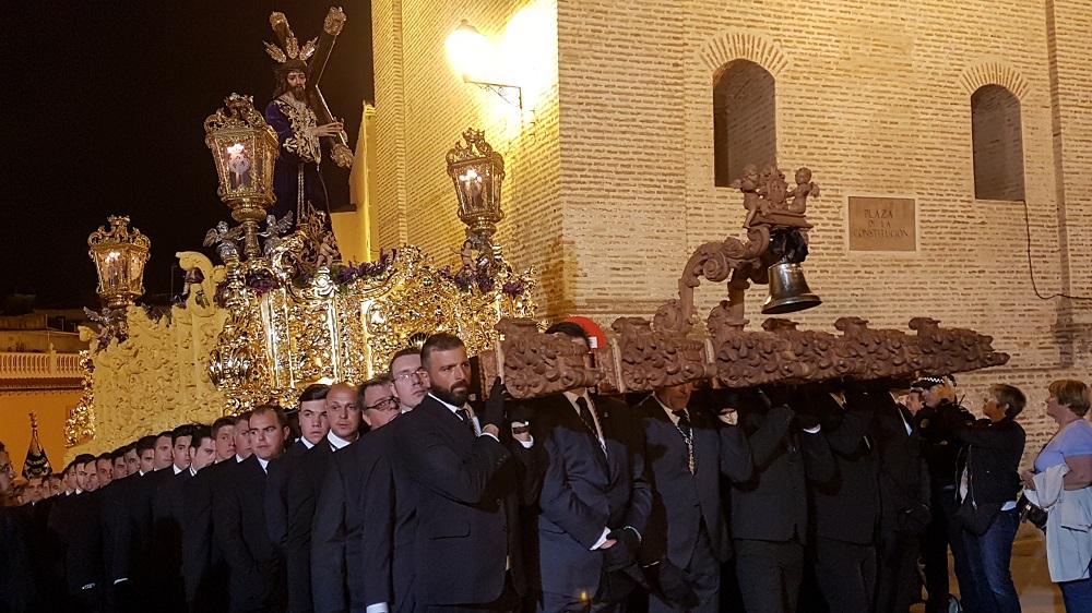 Easter in Velez-Malaga- Maudy Thursday