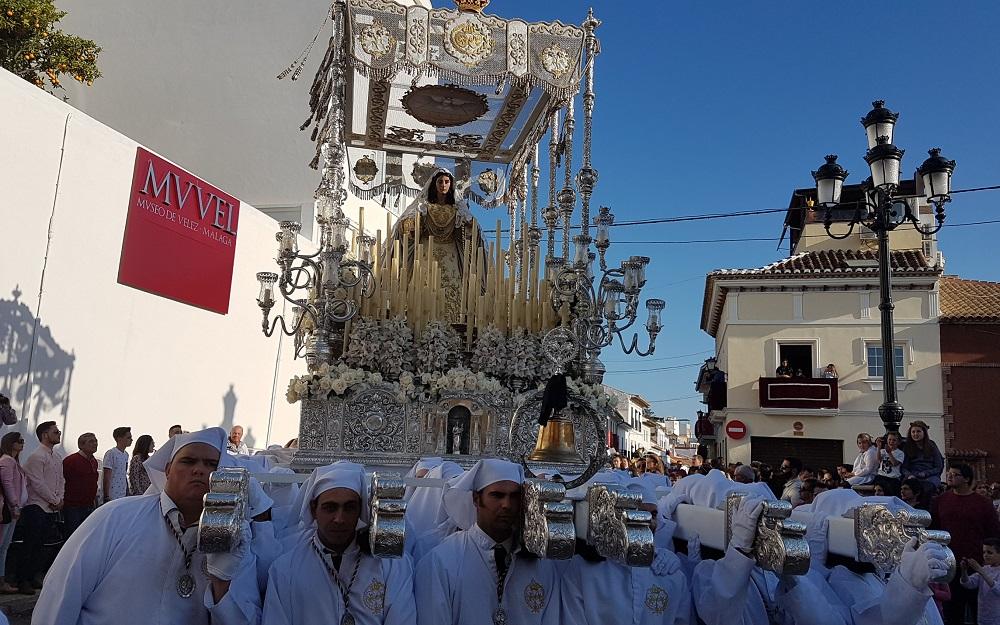 Palm Sunday Semana Santa, Velez-Malaga