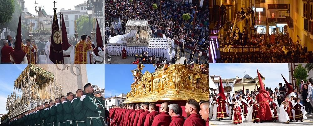 Semana Santa 2018 Velez-malaga