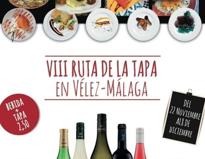 Ruta de Tapas Velez-Malaga 2019