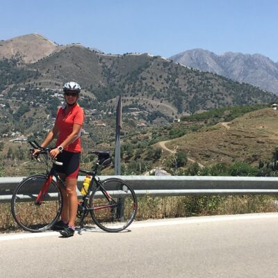 Cycling in Velez-Malaga