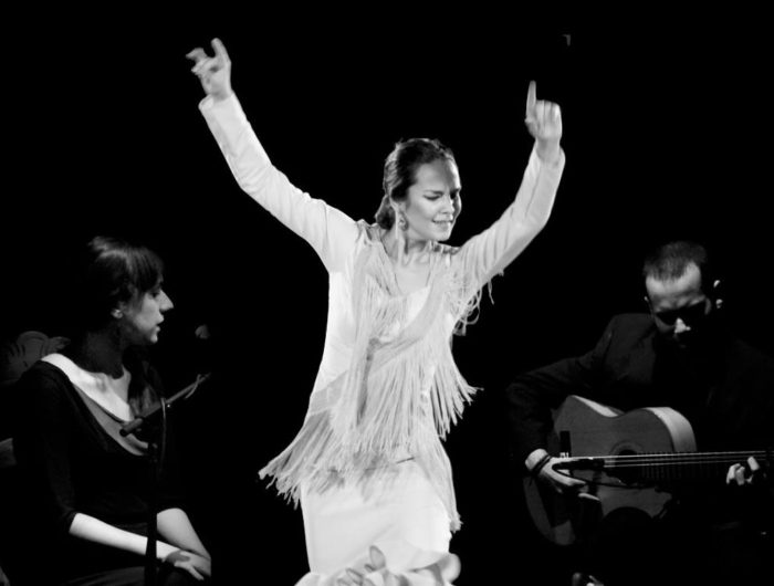 sandra cisneros flamenco dancer