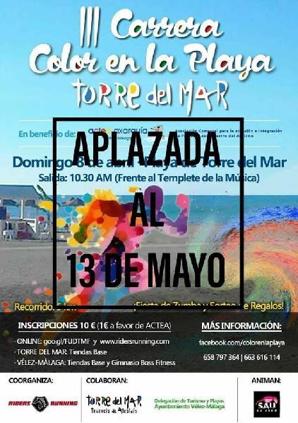 Colour Run Torre del Mar