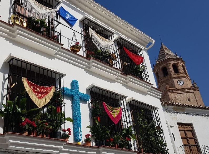 Cruces de Mayo Velez-Malaga