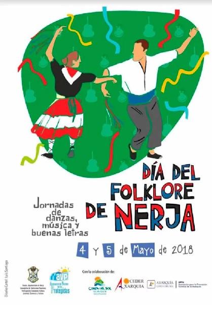 Folklore Day in Nerja 2018