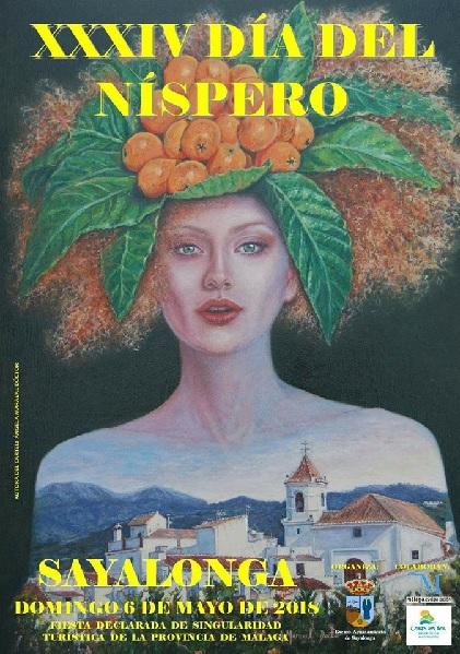 Dia de la Nispero, Sayalonga