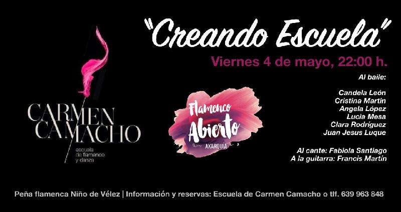 Flamenco Abierto Velez-Malaga