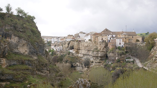 Alhama de Granada cycling route