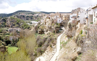 Alhama de Granada - Almijaras Route