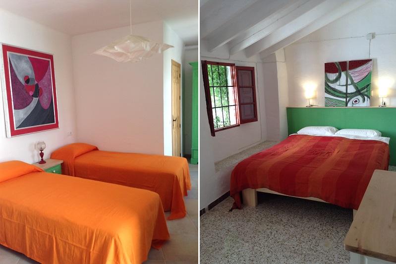 Casa Calzada Herrera Bedrooms
