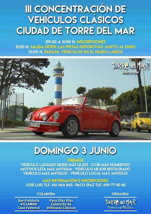 Classic Cars in Velez-Malaga