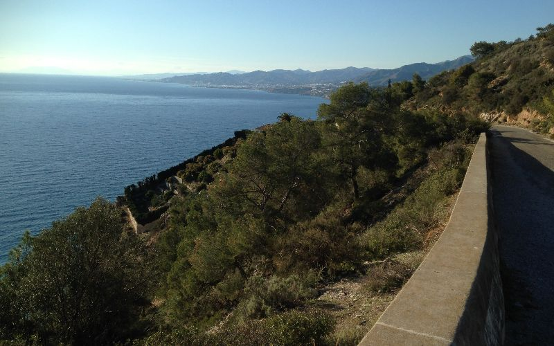 Cycling Route Velez - La Herradura