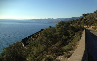 La Herradura Coastal Cycle Route