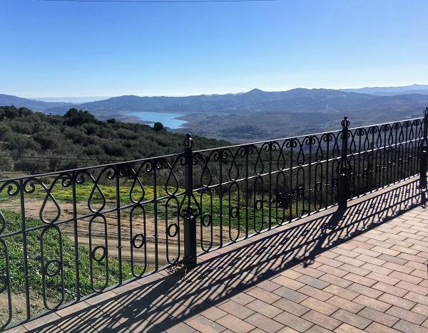 La Vinuela View