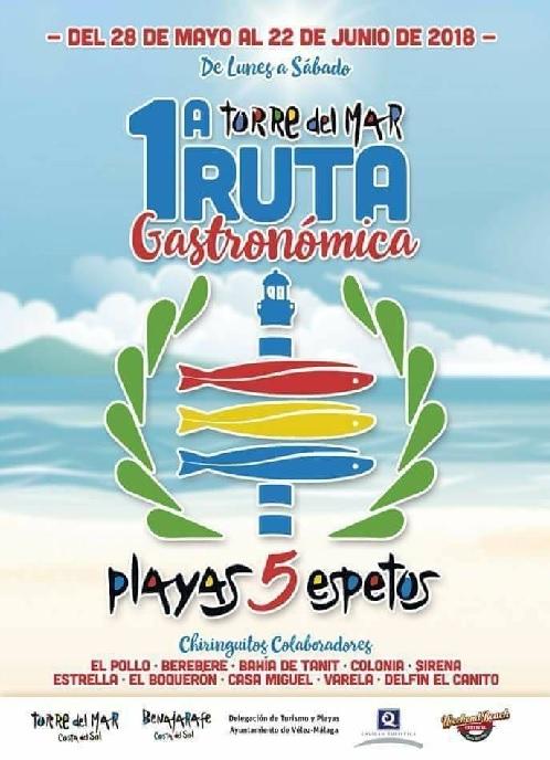 1st Ruta de Espeto Torre del Mar