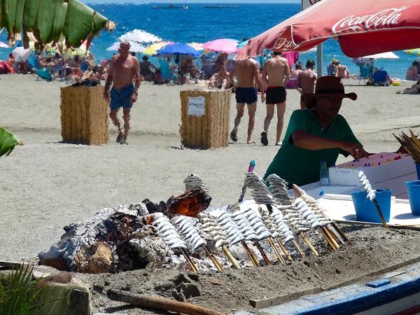 Chiringuitos Velez-Malaga