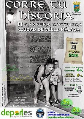 Corre tu Historia - Velez-Malaga