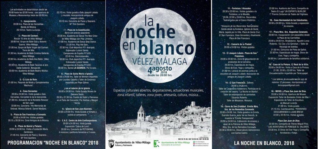 Noche en Blanca