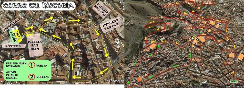 Corre tu Historia Velez-Malaga
