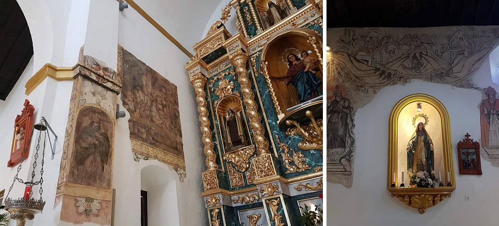 Murals in Canillas De Aceituno