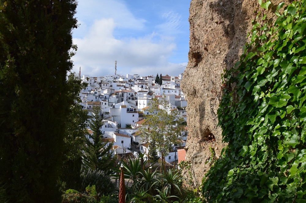 Comares fort