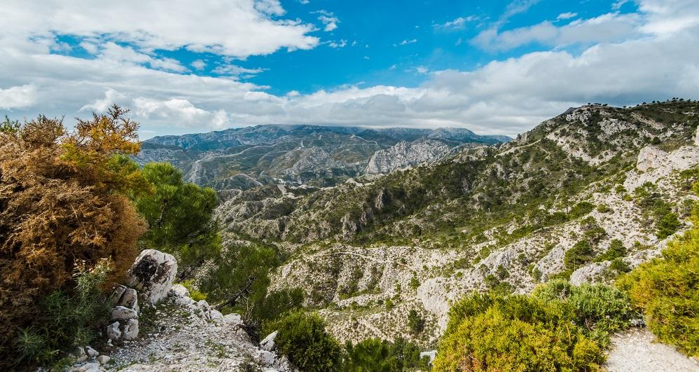 Sierra de Tejeda, La Maroma