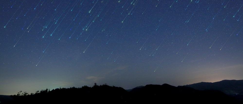 Stars/Meteors at Torre del Atalaya