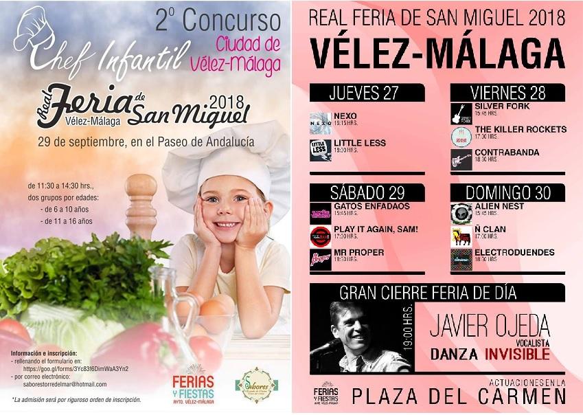 Feria de San Miguel 2018 What's On