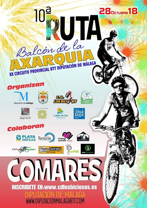 Cycling events Axarquia