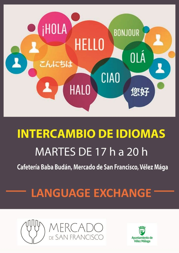 Language exchange Velez-Malaga