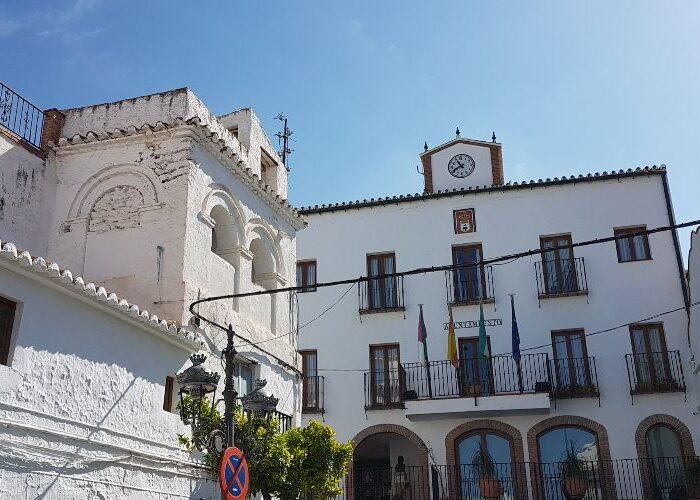 Town Hall, Canillas de Aceituno