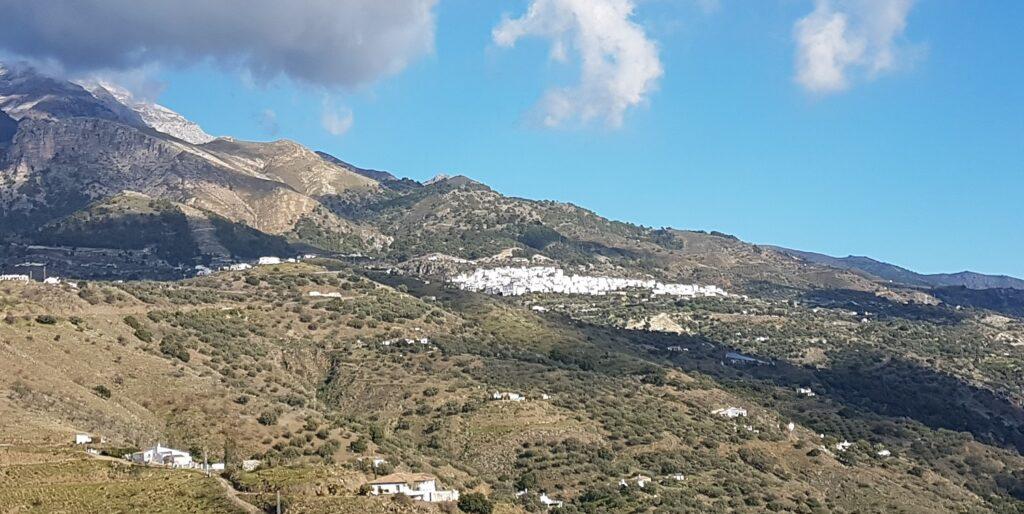 La Axarquia, Malaga