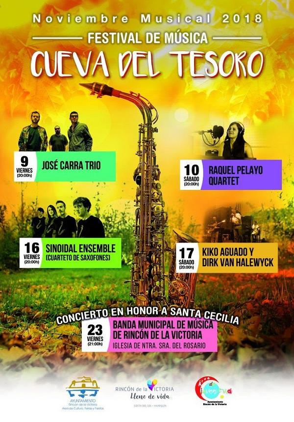 Festival de Musica - Cuevas del Tesoro