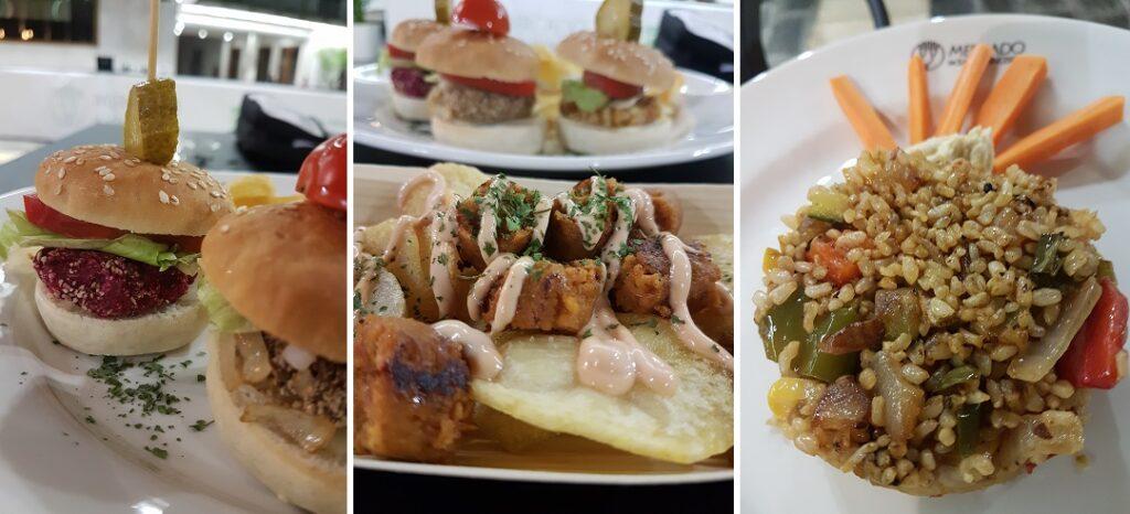 Vegetarian Restaurant in Velez-Malaga