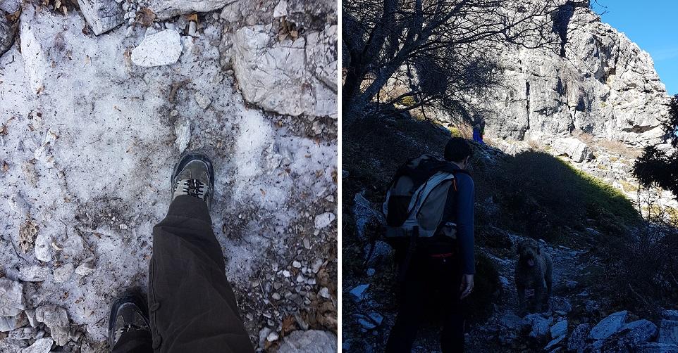 Climbing La Maroma, Axarquia