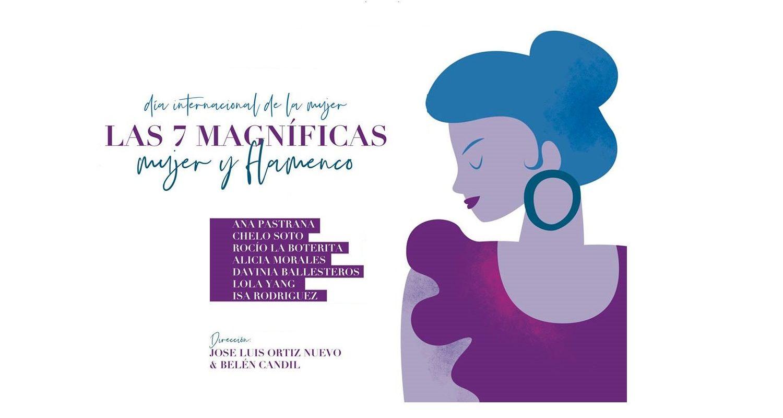 7 magnificas flamenco