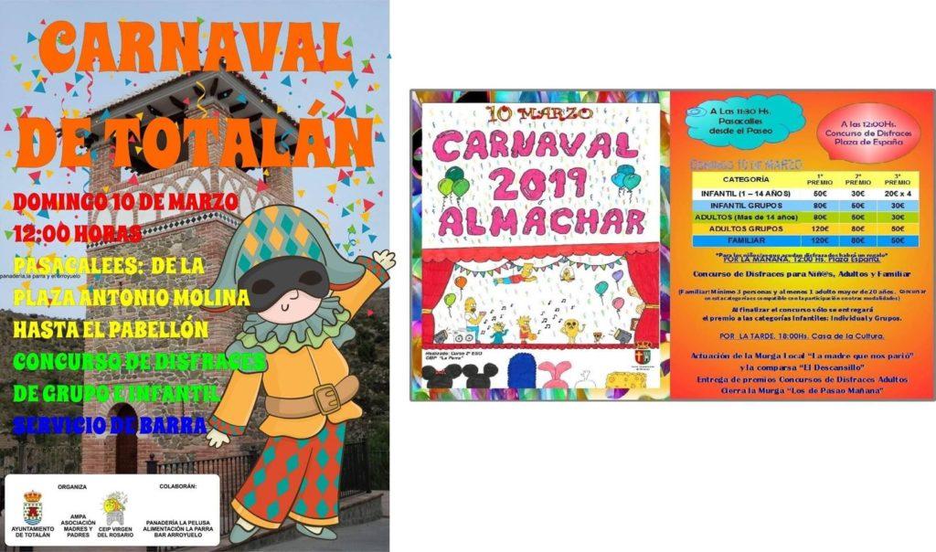 Carnaval Totalan y Almachar