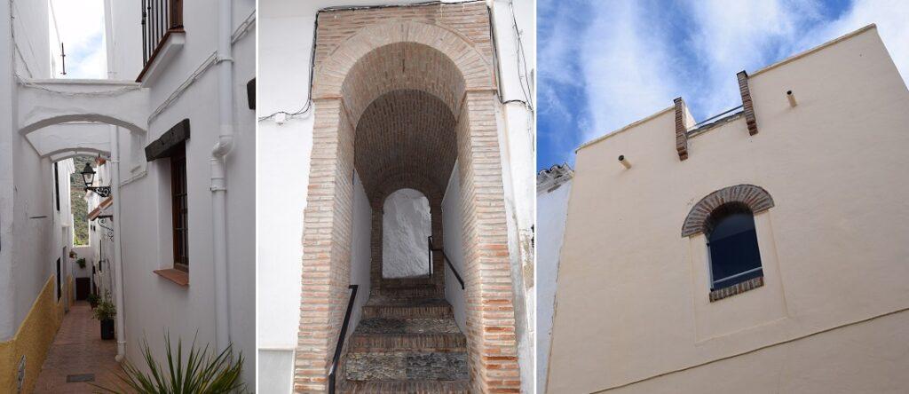 Moorish architecture in Torrox