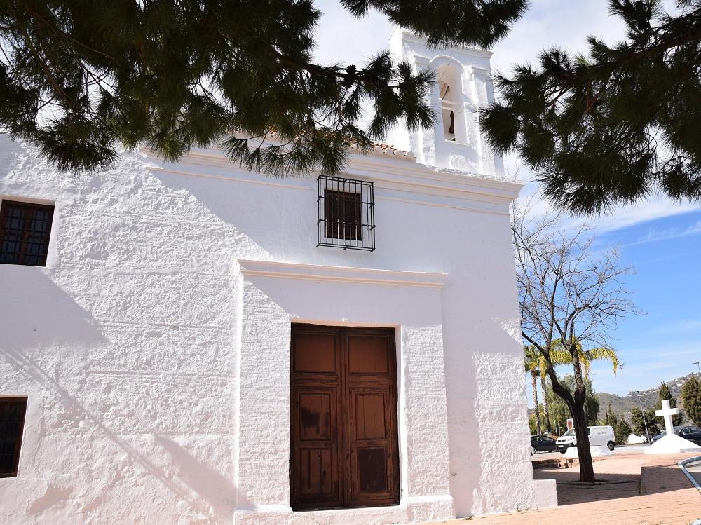 Monastry Nuestra Senora de las Nieves in Torrox