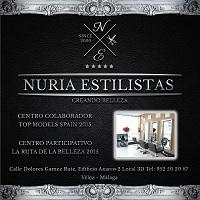 Hairdresser Nuria