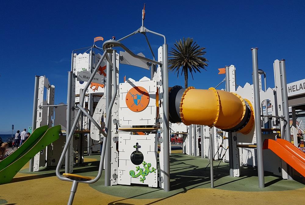 Playground at Torrox